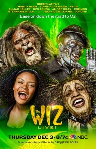 The Wiz Live! poster