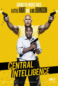 Central Intelligence Poster 2