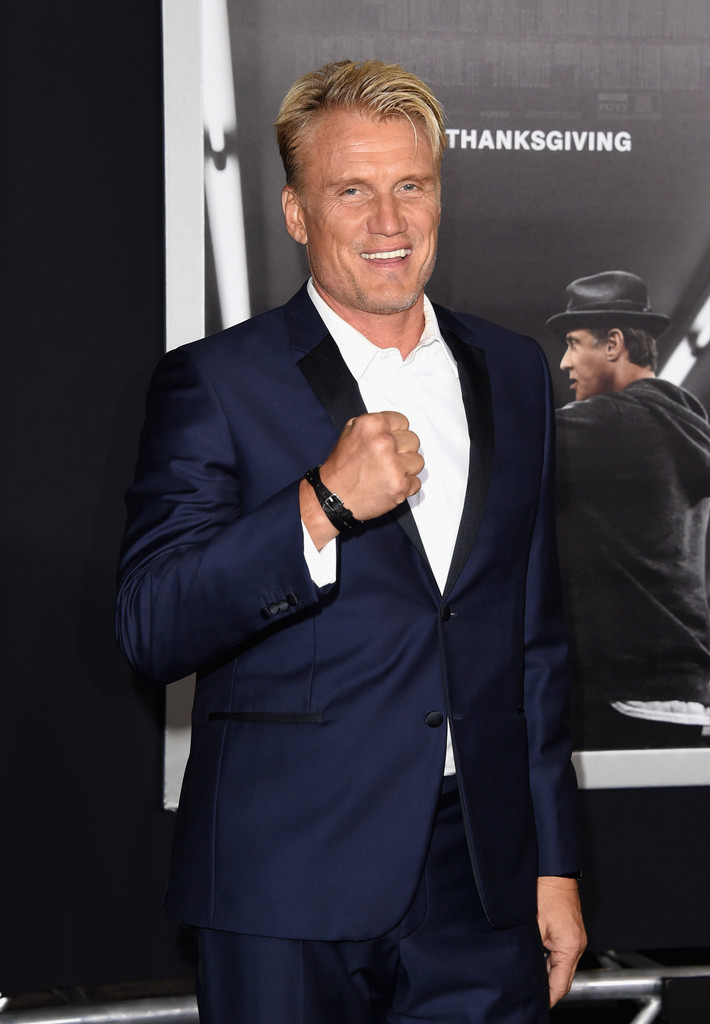 Creed Premiere - Dolph...