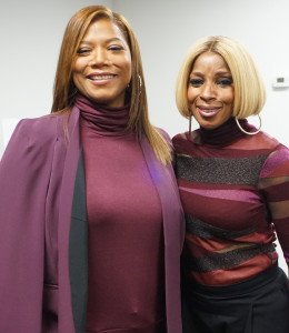 Queen Latifah and Mary J. Blige 3