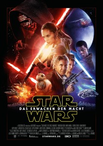 Star Wars The Force Awakens International Poster