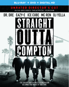 Straight Outta Compton Blu-ray