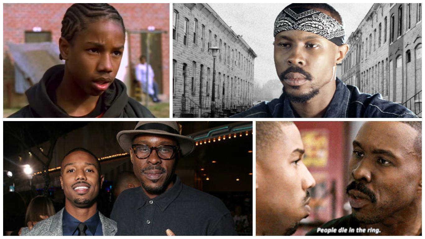 Exclusive Michael B Jordan Talks Creed Blackfilm Black Movies