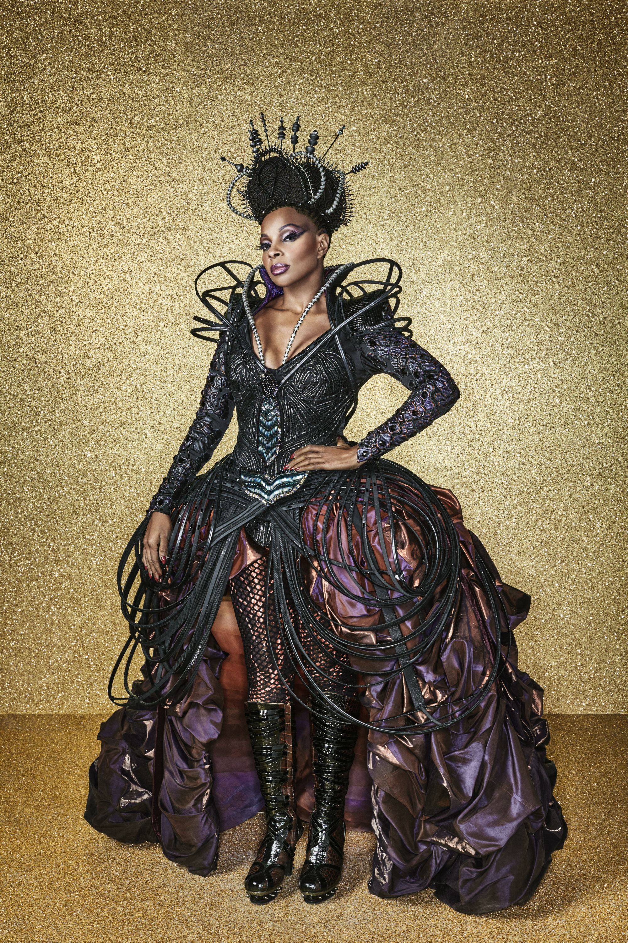Queen Latifah and Mary J. Blige Talk The Wiz Live! - blackfilm.com ...
