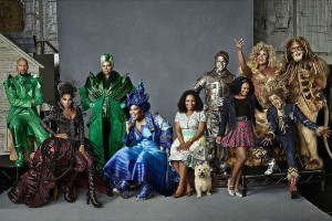 TheWiz Live cast photo