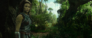Warcraft 4 Paula Patton as Garona