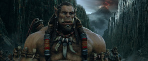 Warcraft 5 Toby Kibbell as Dorutan