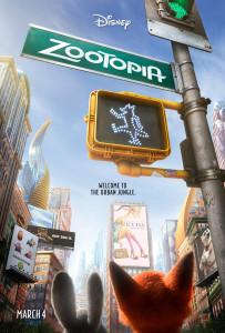 Zootopia poster 1