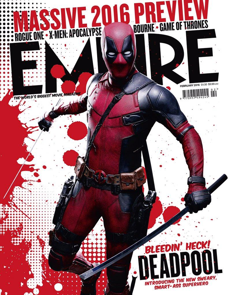 Empire Magazine Covers For Deadpool - blackfilm.com/read ...