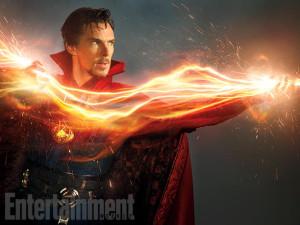 Doctor Strange Benedict Cumberbatch EW 2
