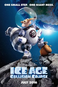 Ice Age Collision Course Poster 2