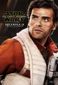 Star Wars The Force Awakens Poster Oscar Isaac