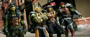 Teenage Mutant Ninja Turtles Out of the Shadows 1