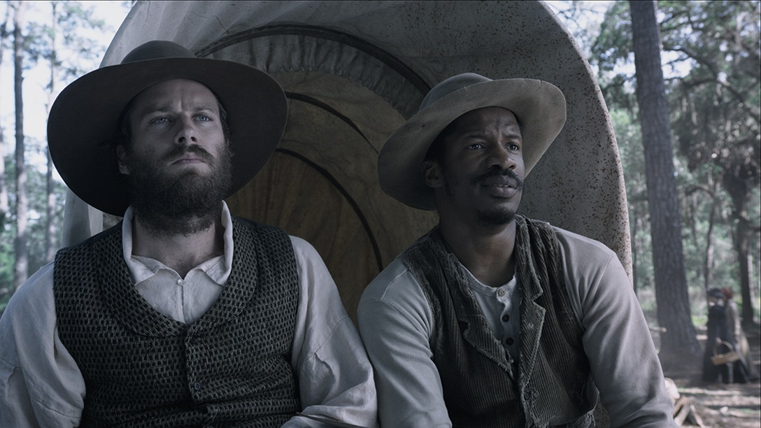 First Pics From Writer Director Nate Parker S The Birth border=