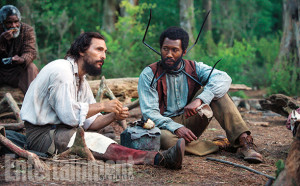 The Free State of Jones Matthew McConaughey and Mahershala Ali EW pic