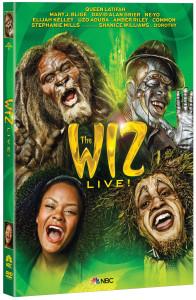 The Wiz Live DVD