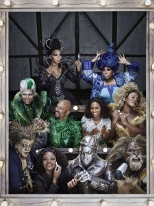 The Wiz Live! cast pic 2