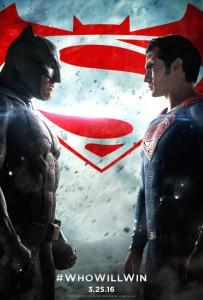 Batman v Superman Dawn of Justice Poster 3