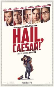 Hail, Caesar poster