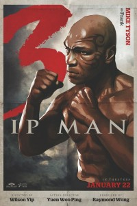 IP Man 3 poster Mike Tyson