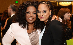 Oprah Winfrey and Director Ava DuVernay