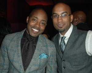 Producer Will Packer and Director Tim Story