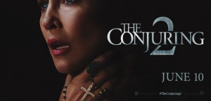 The Conjuring 2 pic logo