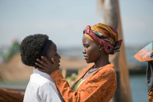 The Queen of Katwe - Madina Nalwanga and Lupita Nyong'o