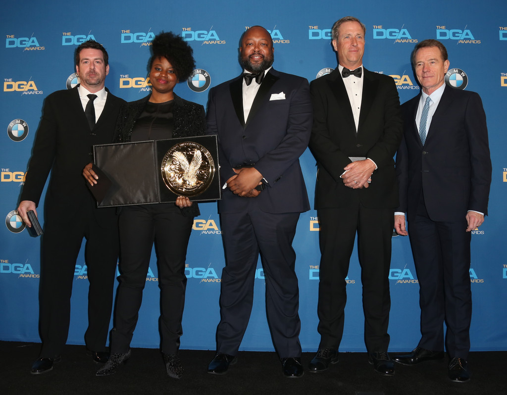 Director Dee Rees Wins DGA Award For