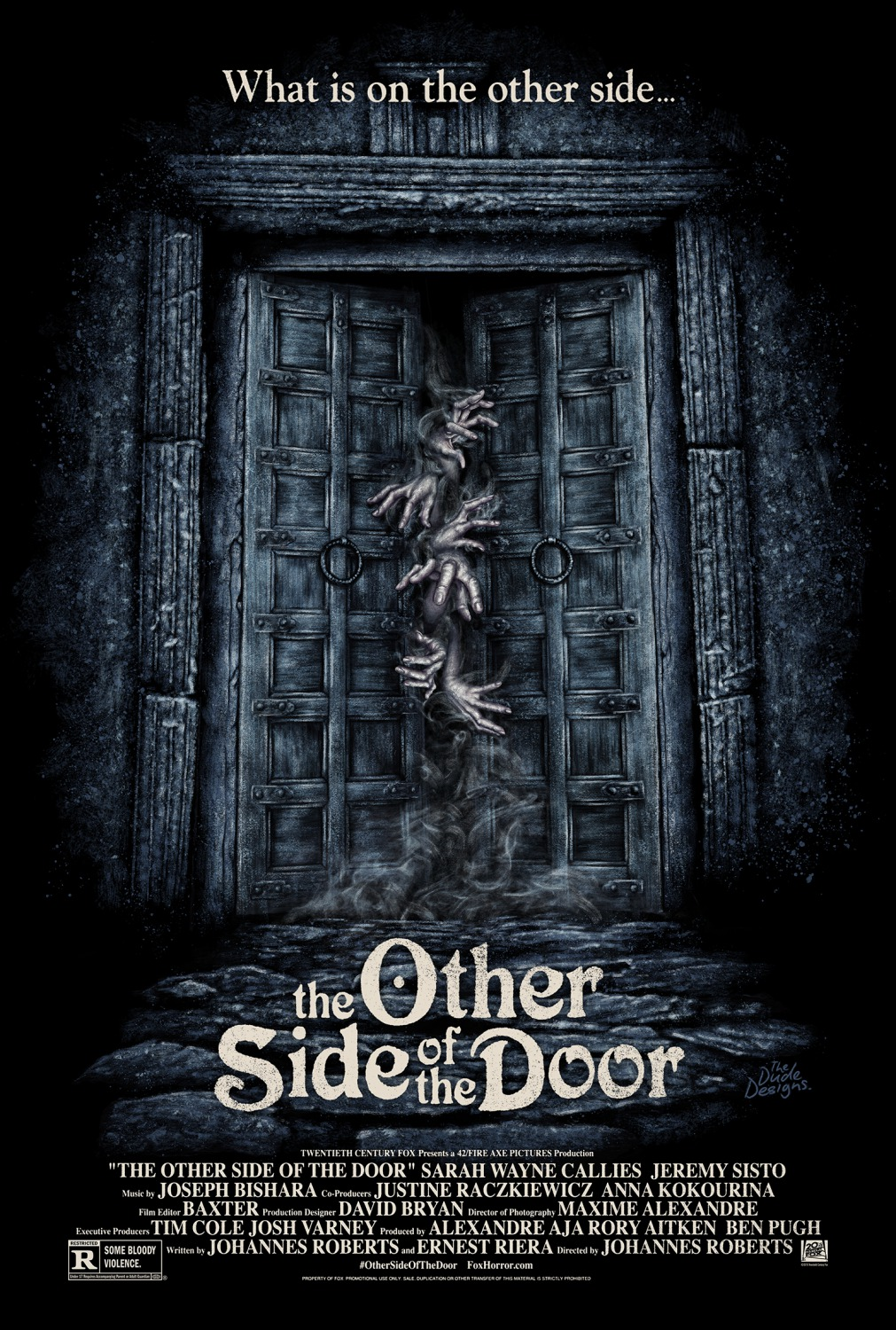 The Other Side of the Door poster 2 & The Other Side of the Door poster 2 - blackfilm.com/read   blackfilm ...