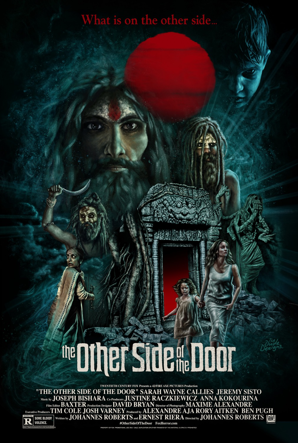 The Other Side of the Door poster 3 & The Other Side of the Door poster 3 - blackfilm.com/read   blackfilm ...