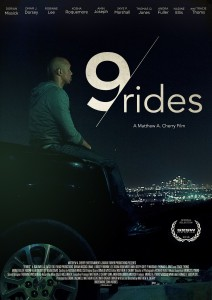 9 Rides poster