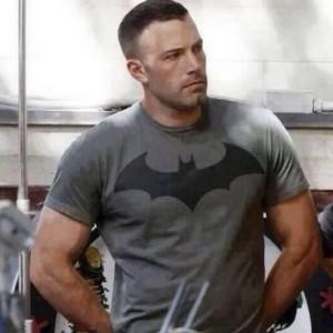 Ben Affleck as Bruce Wayne and Batman