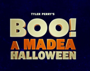 Boo A Madea Halloween logo