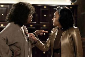 Greenleaf - Oprah Winfrey as Mavis McCready and Lynn Whitfield as Lady Mae Greenleaf