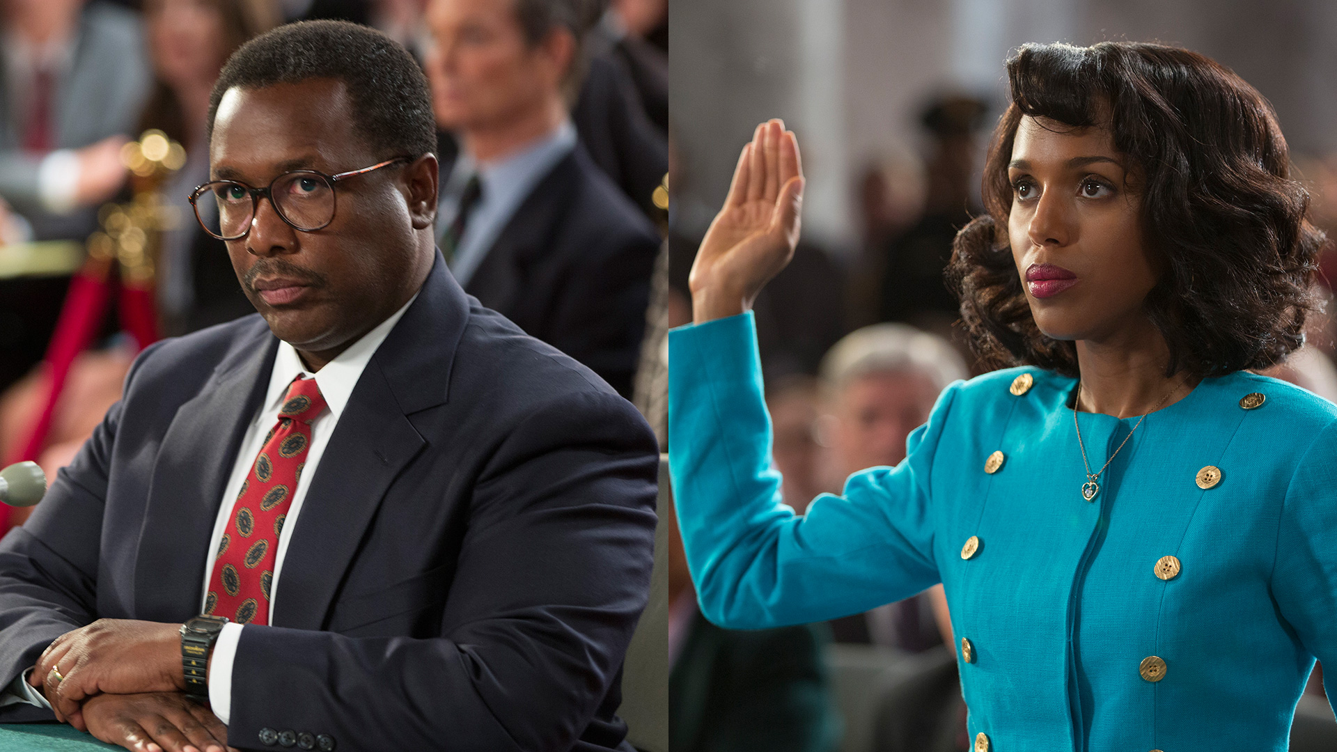hbo confirmation wendell pierce and kerry washington
