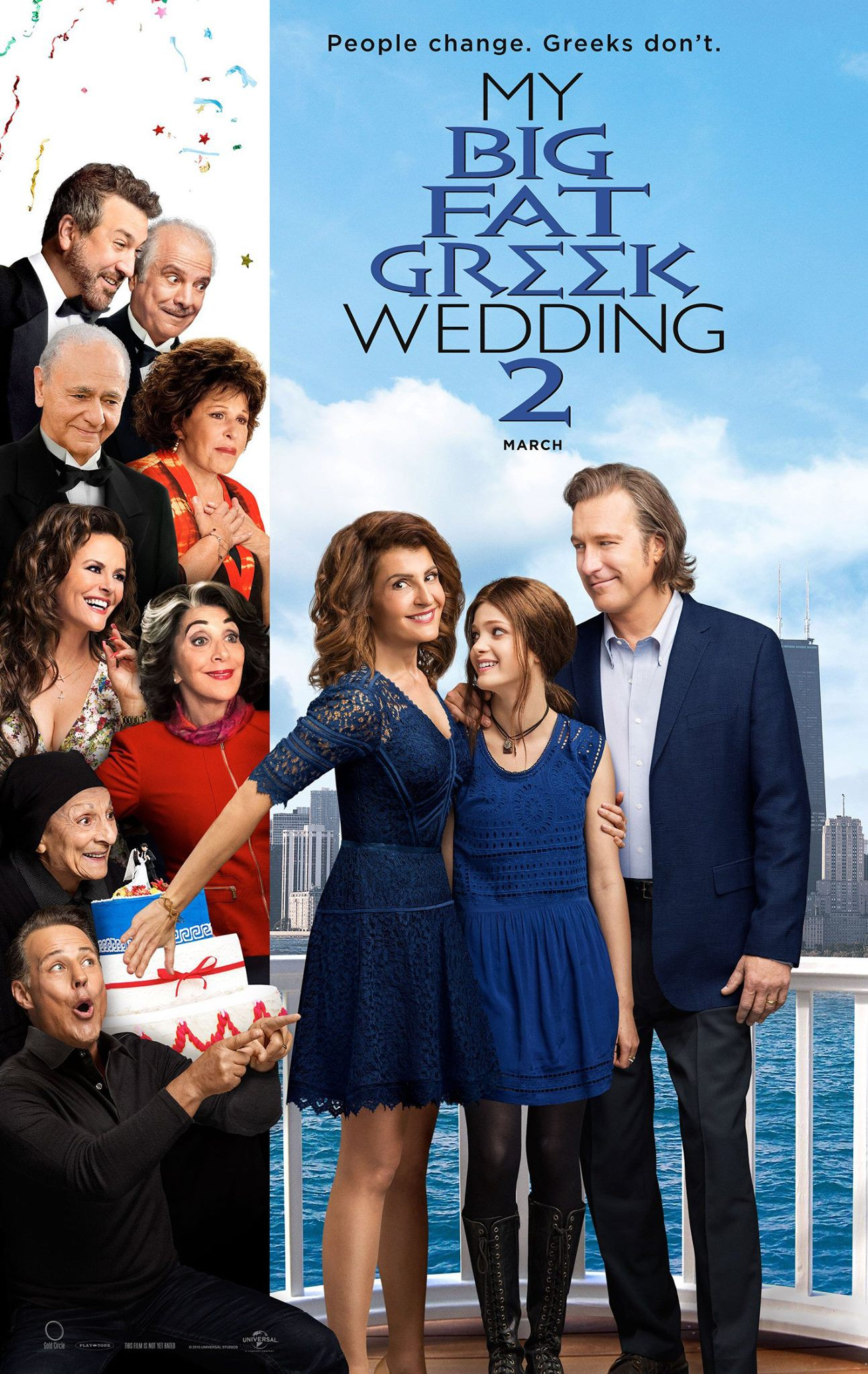 My Big Fat Greek Wedding Pictures 13
