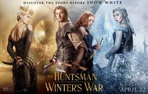 The Huntsman Winter's War Billboard Art