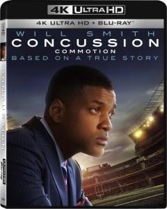 Concussion 4K Blu-ray