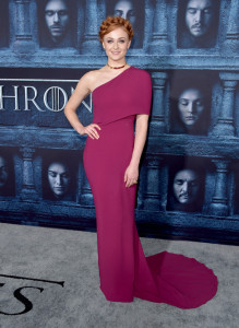Game of Thrones Season 6 premiere - Sophie Turner 2