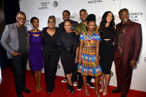 Greenleaf Tribeca Premiere - Cast and Crew