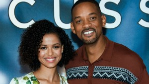 Gugu Mbatha-Raw and Will Smith 2