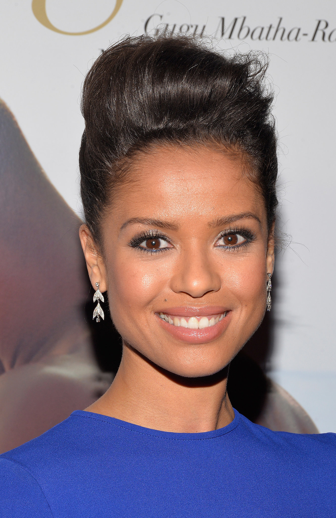 Gugu Mbatha Raw Talks Concussion Dvd Amp Civil War Drama