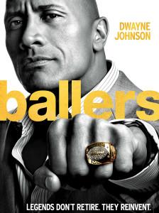 HBO Baller poster