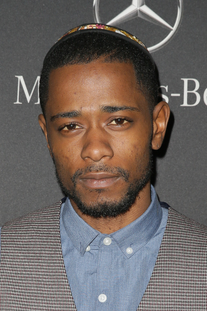 Tribeca 2016: Keith Stanfield Talks 'Live Cargo ... Brad Pitt Talks