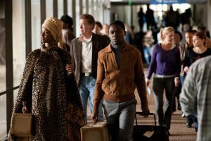 Nina film - Zoe Saldana and David Oyelowo