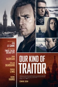 Our Kind of Traitor poster 2