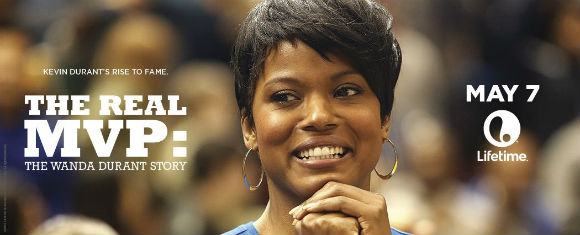 Cassandra Freeman Talks The Real MVP: The Wanda Durant Story