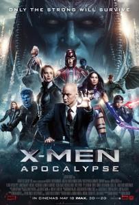 X-Men Apocalypse IMAX poster