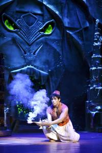 Aladdin - Adam Jacobs as Aladdin 2